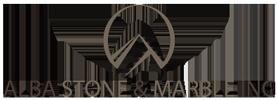 Alba Stone and Marble inc Logo